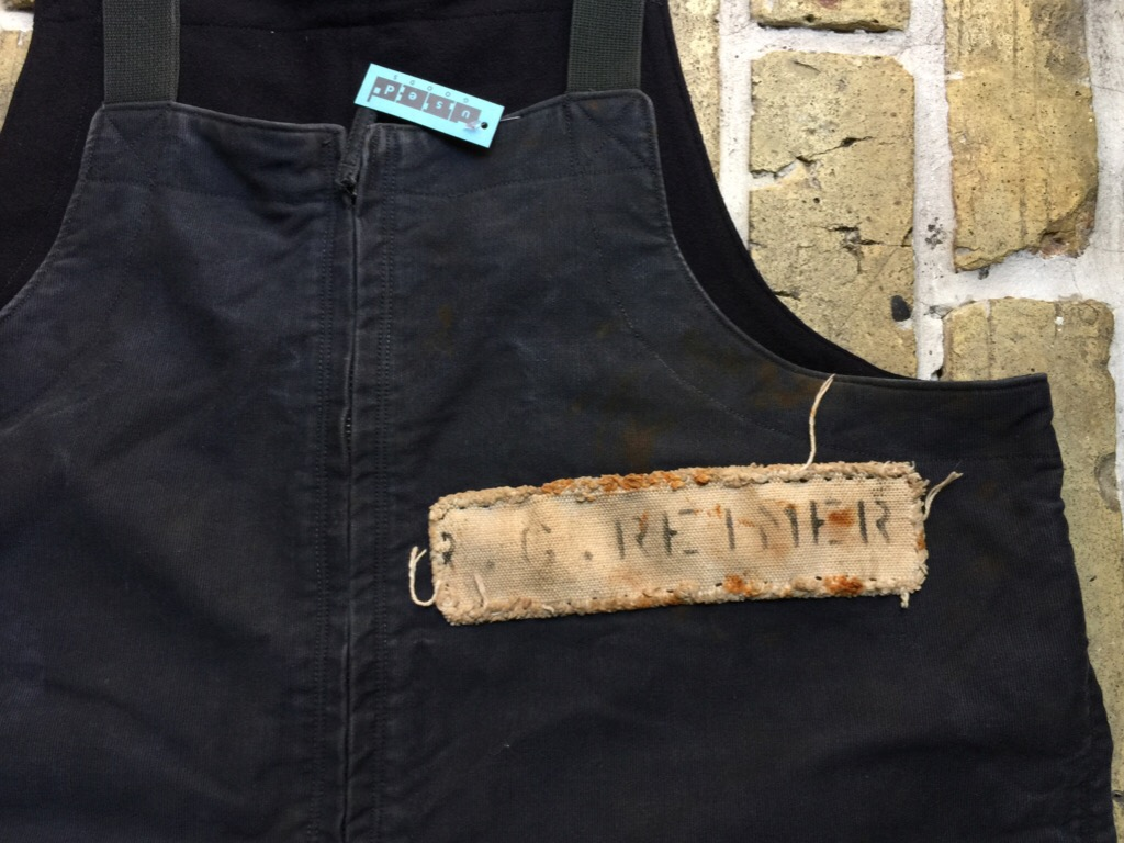 神戸店10/24(土)ヴィンテージ&スーペリア入荷!#7 1950\'s G-1,N-1Deck Pants,Military Item(T.W.)_c0078587_16383594.jpg