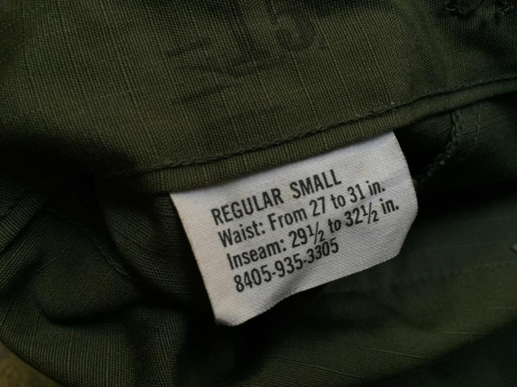 神戸店10/24(土)ヴィンテージ&スーペリア入荷!#7 1950\'s G-1,N-1Deck Pants,Military Item(T.W.)_c0078587_1752853.jpg