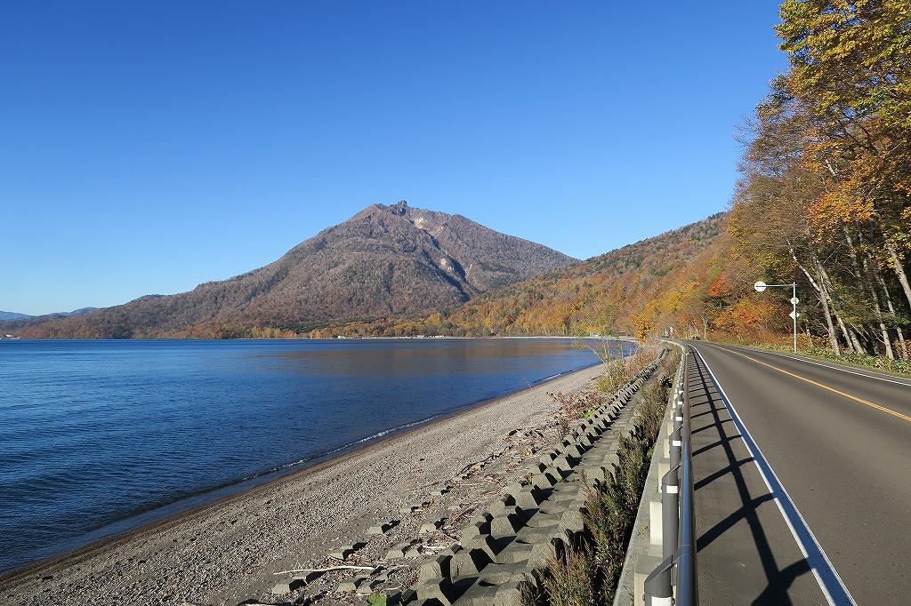 恵庭岳西峰と本峰、10月22日-西峰まで編-_f0138096_14265080.jpg