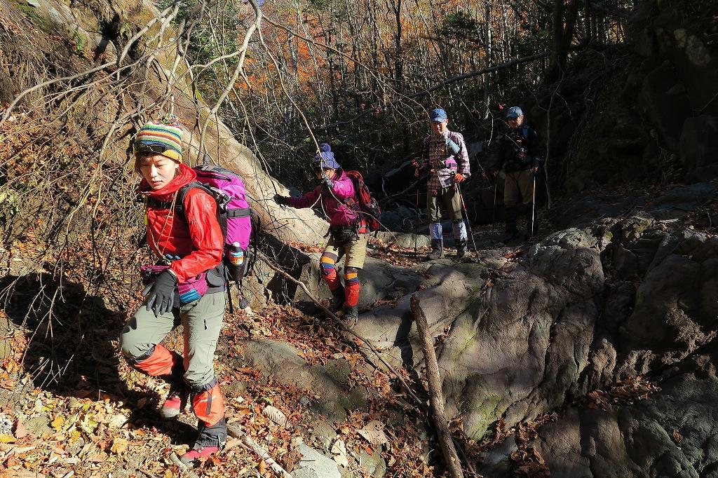 恵庭岳西峰と本峰、10月22日-西峰まで編-_f0138096_1427340.jpg