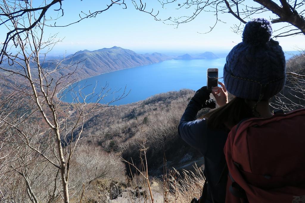 恵庭岳西峰と本峰、10月22日-西峰まで編-_f0138096_14274573.jpg