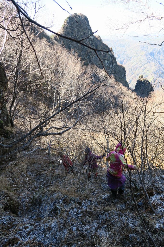 恵庭岳西峰と本峰、10月22日-西峰まで編-_f0138096_14283131.jpg