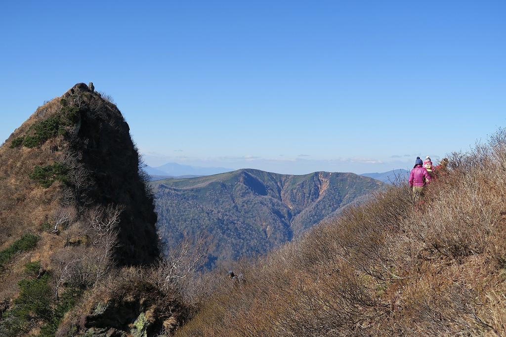 恵庭岳西峰と本峰、10月22日-西峰まで編-_f0138096_14284957.jpg