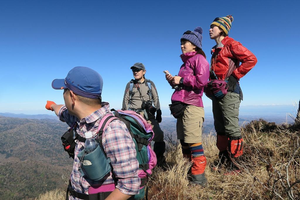 恵庭岳西峰と本峰、10月22日-西峰まで編-_f0138096_14442747.jpg