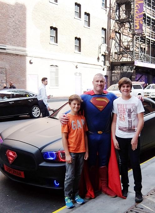 タイムズ・スクエアの劇場街で出会った素敵なヒーローさん_b0007805_2353789.jpg
