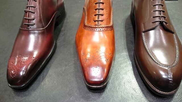 二色以上ある靴のクリームは…?_b0226322_20241572.jpg