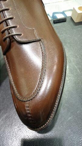 二色以上ある靴のクリームは…?_b0226322_20263388.jpg