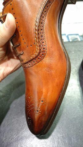 二色以上ある靴のクリームは…?_b0226322_20265604.jpg