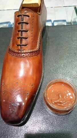 二色以上ある靴のクリームは…?_b0226322_20391630.jpg