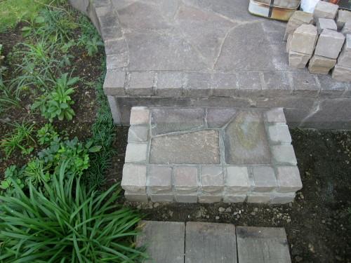 お庭の工事やっと終了です。_e0350927_16323332.jpg