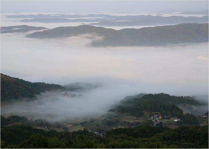 大平山よりの雲海_a0256349_18334994.jpg