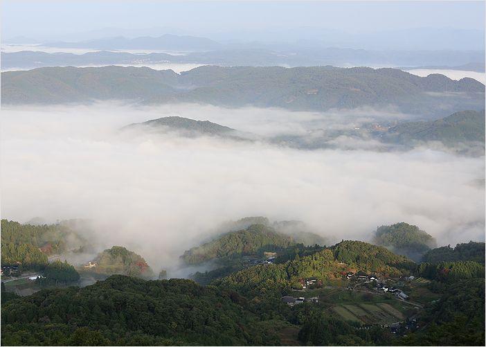 大平山よりの雲海_a0256349_18335925.jpg