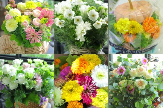 10月の花贈り_d0203649_158991.jpg