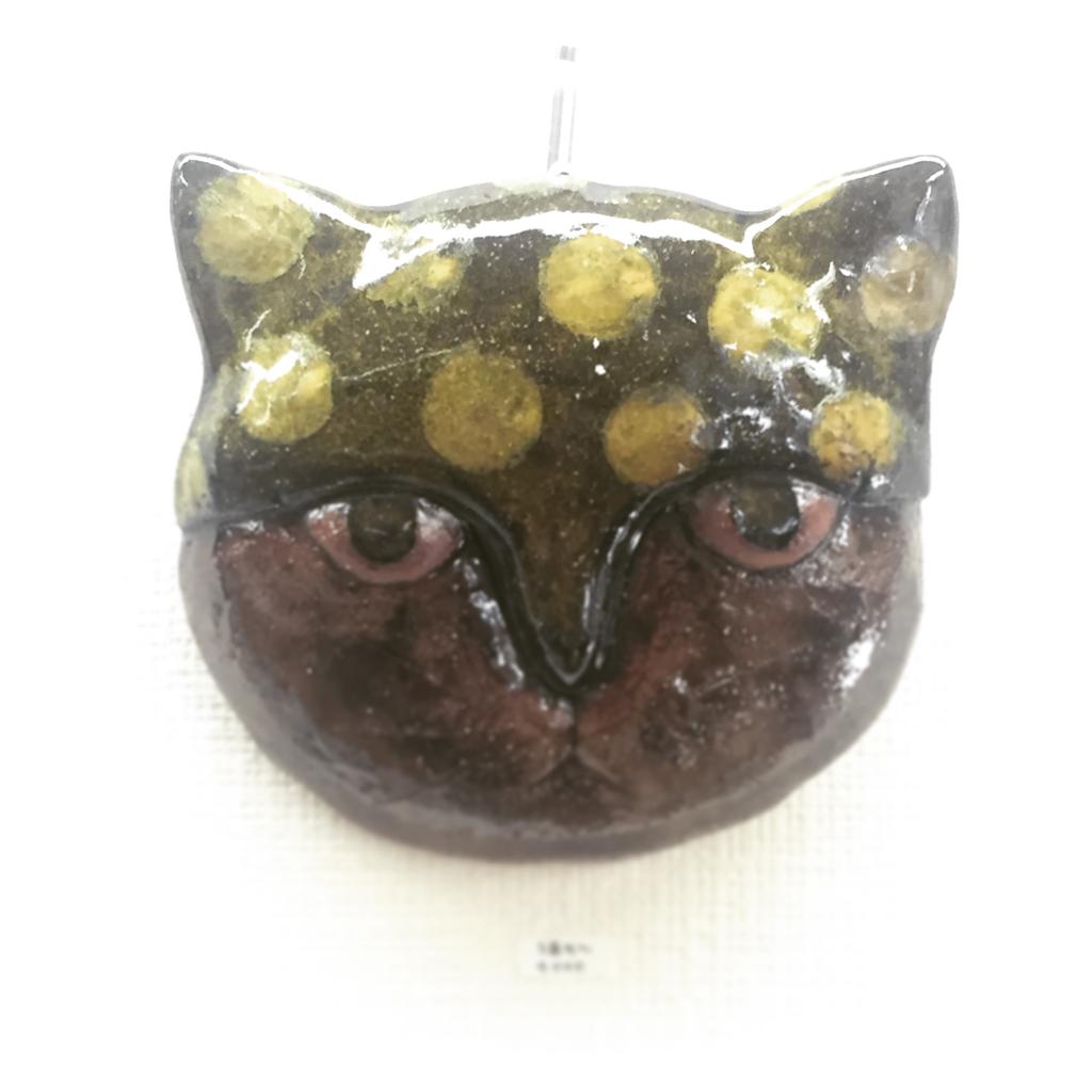 陶芸家のつくる猫たち_f0156861_18323945.jpg