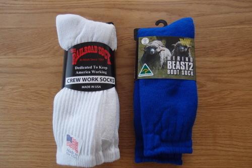 新しい白い靴下で冷え取りファッション15 10/24_c0342582_16475086.jpg
