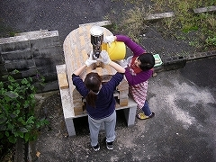 ピザ石窯完成_e0064783_19520960.jpg