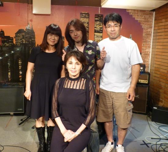2015年9月21日、MayumiさんZOEでの、最後のカラフルライブでした。_e0188087_18399100.jpg