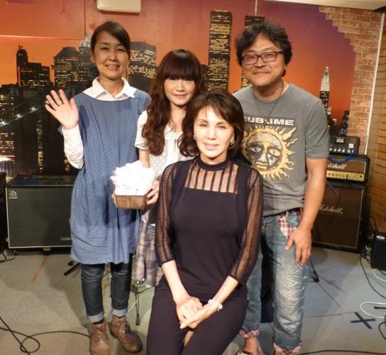 2015年9月21日、MayumiさんZOEでの、最後のカラフルライブでした。_e0188087_18585740.jpg