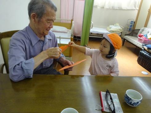 【南品川園】 高齢者交流会_a0267292_15251498.jpg