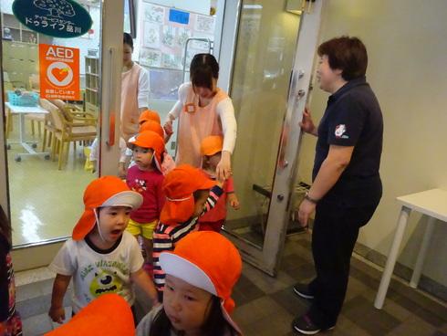 【南品川園】 高齢者交流会_a0267292_15253520.jpg