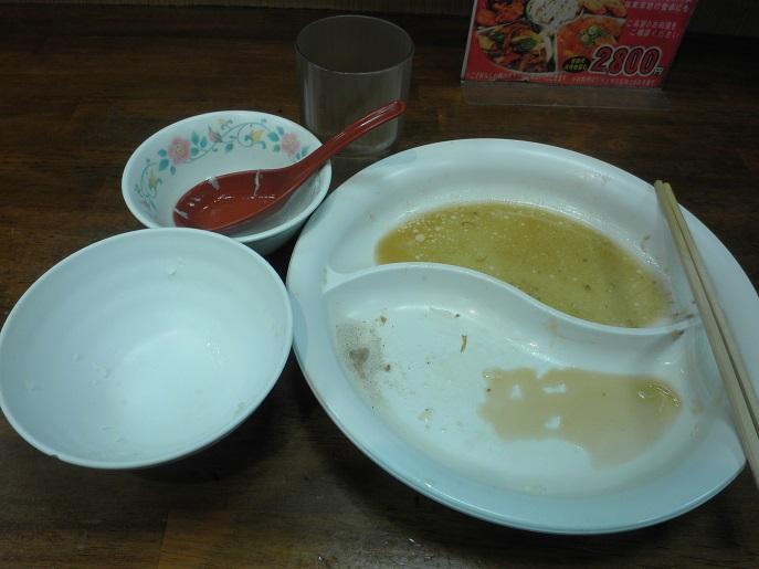 中華食堂十八番      天神橋5丁目_c0118393_11153977.jpg