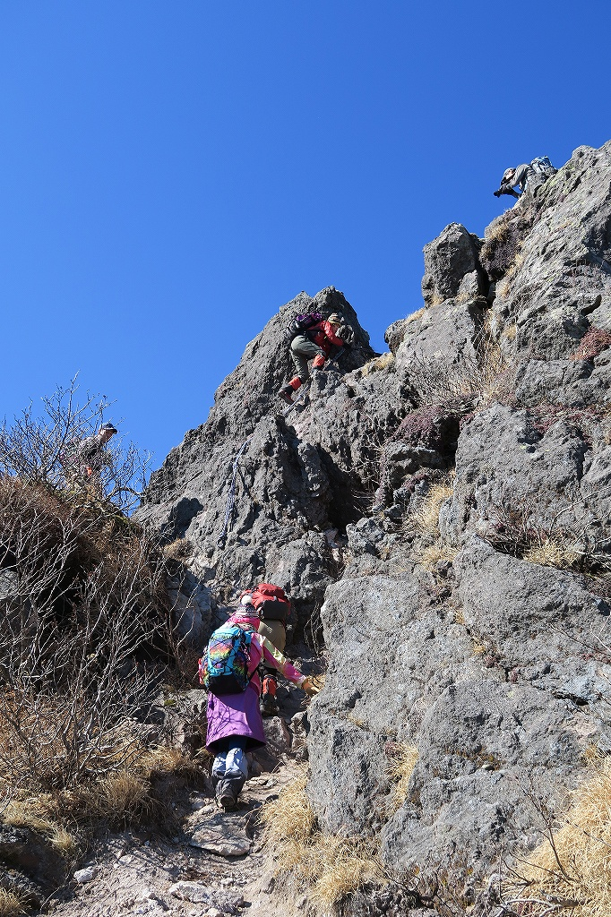 恵庭岳西峰と本峰、10月22日-下山編-_f0138096_14143563.jpg