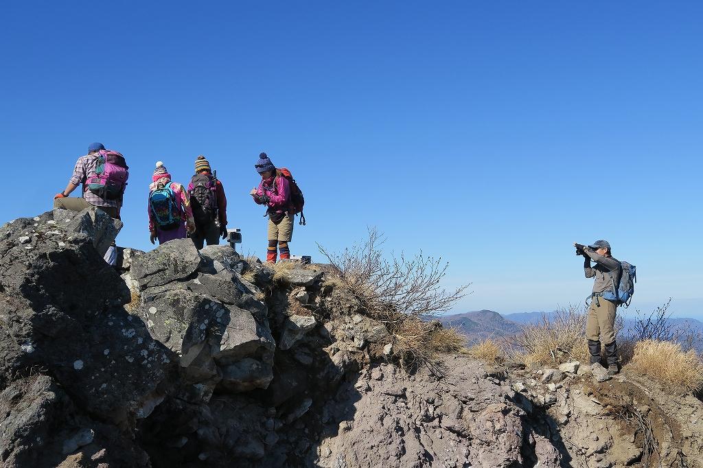 恵庭岳西峰と本峰、10月22日-下山編-_f0138096_141511.jpg