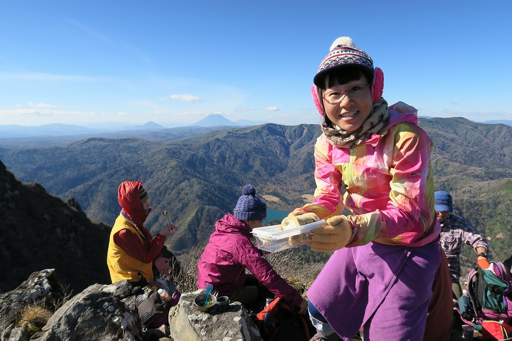 恵庭岳西峰と本峰、10月22日-下山編-_f0138096_14151143.jpg