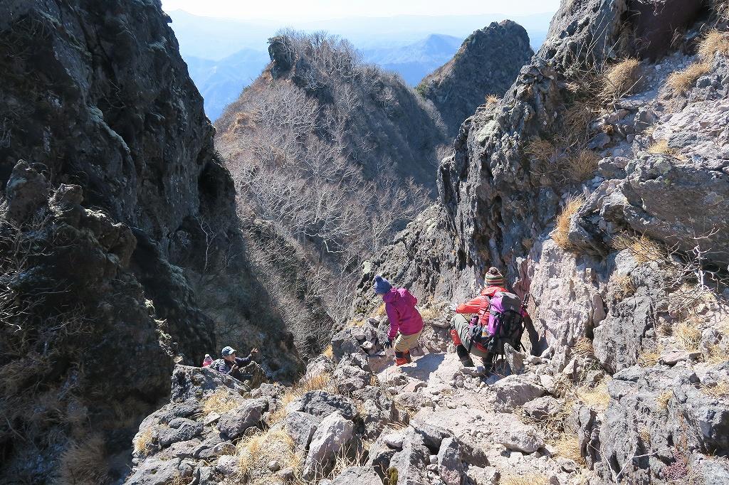 恵庭岳西峰と本峰、10月22日-下山編-_f0138096_14153852.jpg