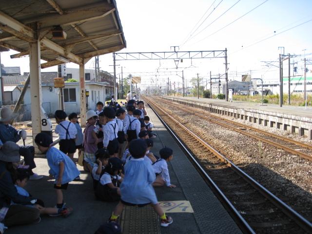 駅見学_c0107515_18515091.jpg