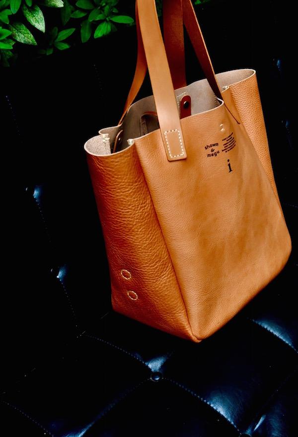 leather tote_b0172633_20435332.jpg