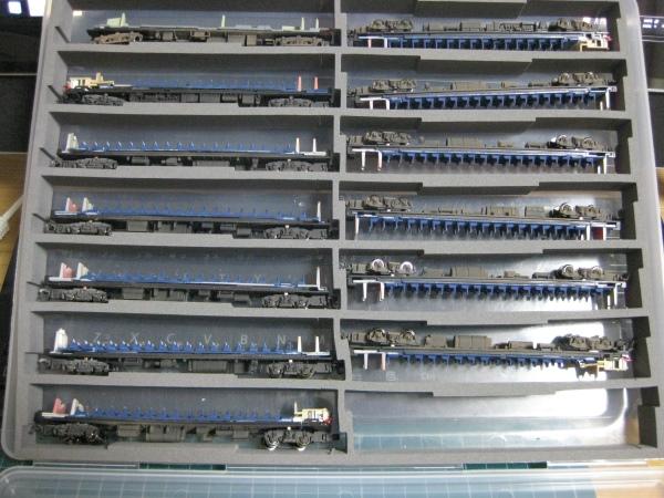 14系座席車 『雲仙・西海』 の整備⑥ (マニ37)_b0128336_0144791.jpg