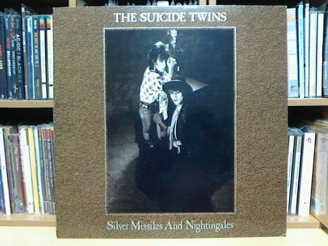 Silver Missiles And Nightingales / The Suicide Twins_c0104445_1650598.jpg