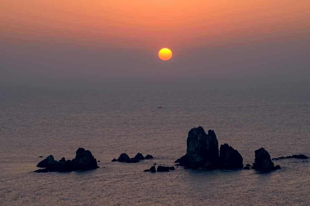 天草西海岸の夕景_d0238245_12185238.jpg