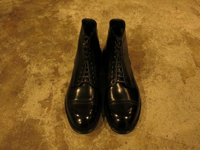 "\""ANATOMICA BY ALDEN CAP TOE BOOTS BLACK CORDOVAN\""ってこんなこと。_c0140560_1143254.jpg"