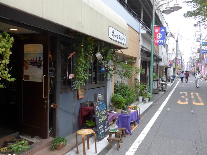 西荻窪「カフェ オーケストラ」へ行く。_f0232060_16371857.jpg