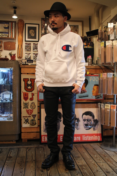 Champion - Sweat Style -_b0121563_20524117.jpg