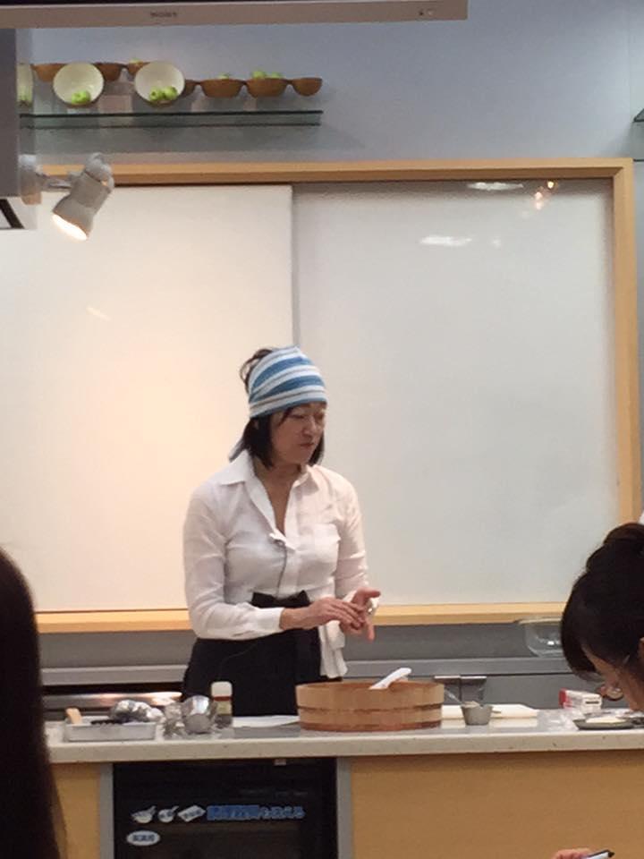 タカコ ナカムラ先生の料理教室_e0045565_22383828.jpg