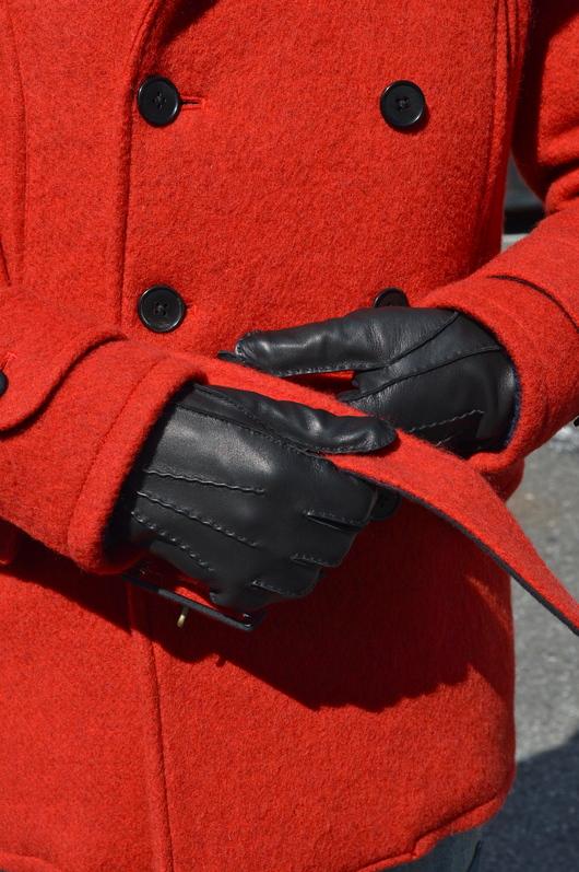 NAISSANCE - Red P-COAT!!_f0020773_19184645.jpg
