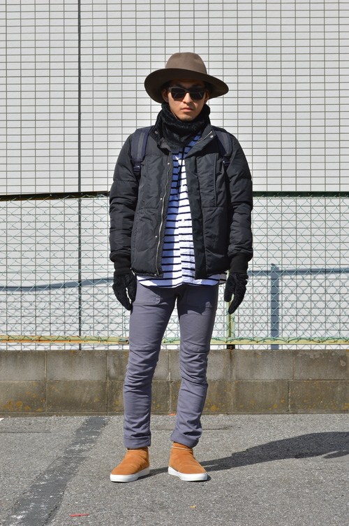 nonnative -  Autumn / Winter Layered Style!!_c0079892_19334141.jpg