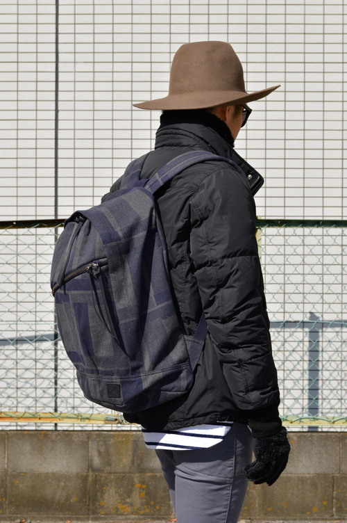 nonnative -  Autumn / Winter Layered Style!!_c0079892_19354999.jpg