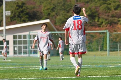 【速報】TOP Team 東北リーグ 最終節: vs 松島マリソル October 25, 2015_c0365198_22534690.jpg