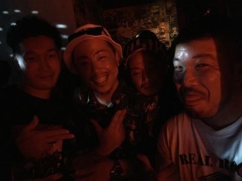 STAMINA24/7  バイブスおっさんMORISHI 祝 32歳 !! (2k15.9.26 @LUZ69)_e0115904_22590460.jpg