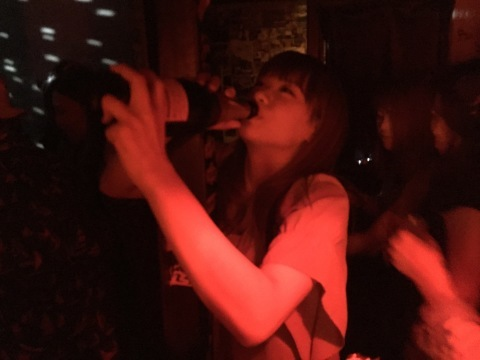 STAMINA24/7  バイブスおっさんMORISHI 祝 32歳 !! (2k15.9.26 @LUZ69)_e0115904_22592263.jpg