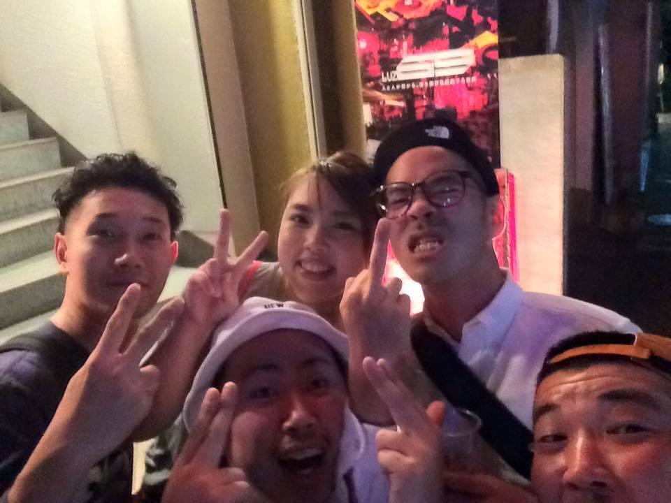 STAMINA24/7  バイブスおっさんMORISHI 祝 32歳 !! (2k15.9.26 @LUZ69)_e0115904_23010145.jpg