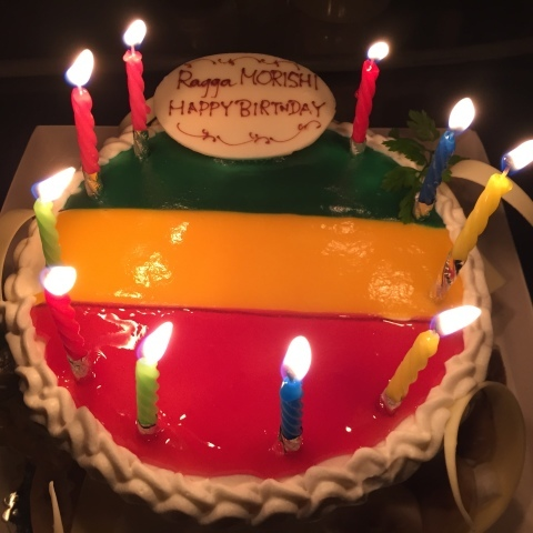 STAMINA24/7  バイブスおっさんMORISHI 祝 32歳 !! (2k15.9.26 @LUZ69)_e0115904_23181737.jpg