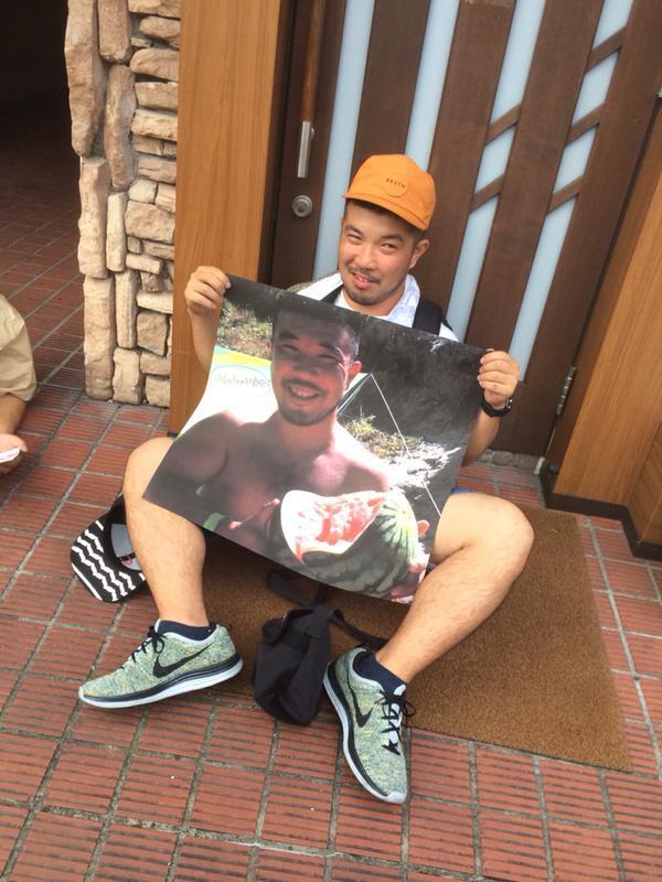 STAMINA24/7  バイブスおっさんMORISHI 祝 32歳 !! (2k15.9.26 @LUZ69)_e0115904_23224588.jpg