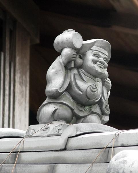 おかげ横丁 屋根の上シリーズ その3_f0129726_21204094.jpg