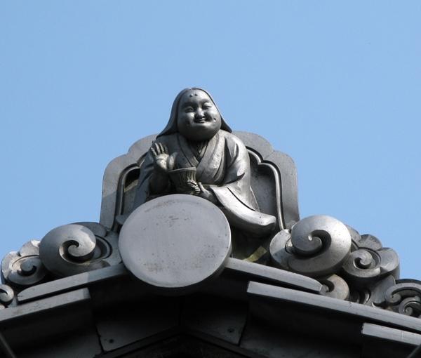 おかげ横丁 屋根の上シリーズ その3_f0129726_21395057.jpg