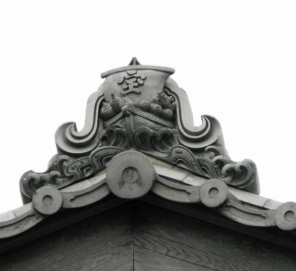 おかげ横丁 屋根の上シリーズ その3_f0129726_22034333.jpg